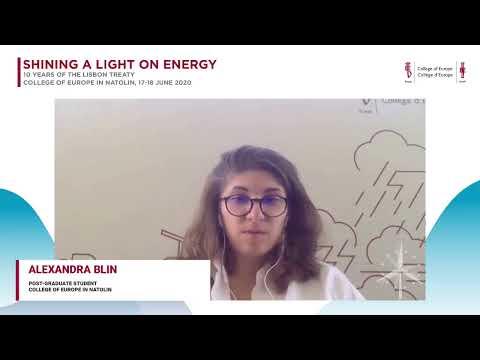 """Shining a Light on Energy: 10 Years of the Lisbon Treaty"""