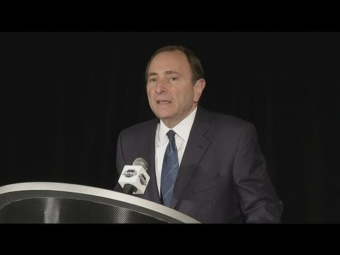 NHL tight-lipped over lockout talks