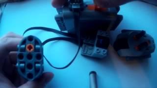 Broken LEGO® Power Functions Servo Motor 88004 (SECOND ONE!!!)