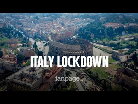 Italy Lockdown: how the coronavirus has forever changed our lives