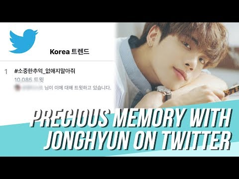 Twitter Takes Back Its Decision to Delete Inactive Accounts as Shawols Hope to Keep Jonghyun