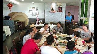 """Обед в Китайском ресторане. """"Десерт"""" был сногсшибательным !"""