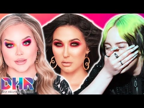 Billie Eilish Cries & Feels 'VERY HATED'! NikkieTutorials RESPONDS To Jaclyn Hill BACKLASH! (DHR) from YouTube · Duration:  16 minutes 6 seconds