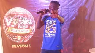 The Vocalist Naija Music Talent Hunt
