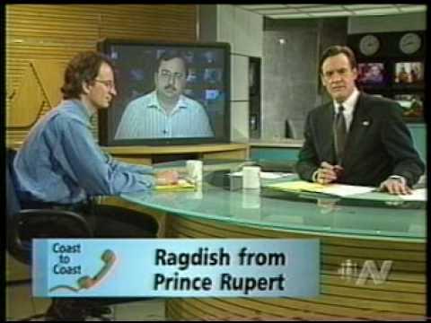 Ragdish Goes Nationwide NHL Lockout 1993-94 season