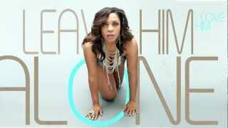 "DIVINE BROWN- ""Leave Him Alone"" lyric video"