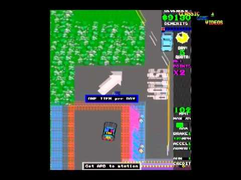 APB (Arcade) Days 1-8 Walkthrough (Drivethru?)