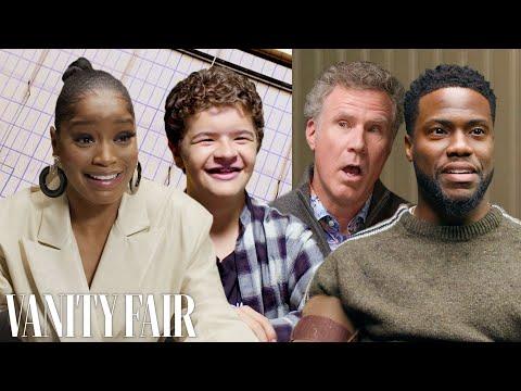 Kevin Hart, Jennifer Lawrence, David Dobrik, & More Take a Lie Detector Test | Vanity Fair