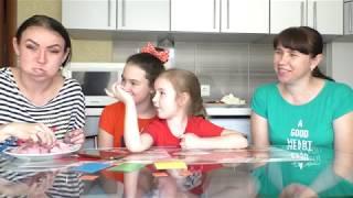 Plump Rabbit CHALLENGE with CHILDREN