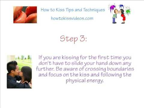 How to kiss a girl step by step hanson