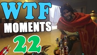 Overwatch WTF Moments Ep.22