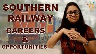 Southern Railway Recruitment Notification 2017– Railway jobs through UPSC RRB, Exam dates & results 2017 Video