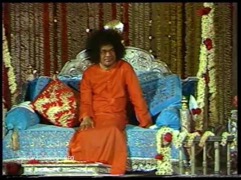 Thursday Divine Darshan Of Sathya Sai Baba Part 124 Birthday