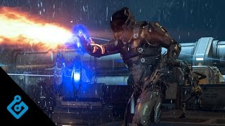 How Mass Effect 3's Multiplayer Influenced Andromeda's Gameplay