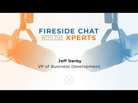 Fireside Chat with the Xperts: Jeff Darby