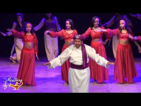 Comedia Musical Aladino