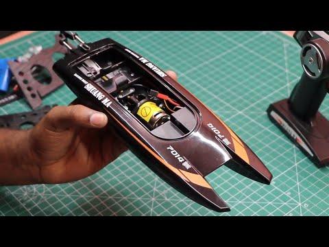 Best High Speed RC Boat || Toyshine SM 7014 || 14.2 Kmph || Unbox & Testing || #iplaywithrc