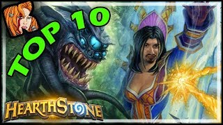 KRIPP'S TOP 10 FAVORITE CARDS EVER - Rastakhan's Rumble Hearthstone