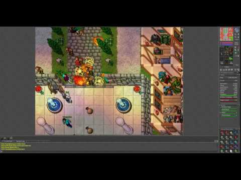 Tibia level 200 rooked Bellona [HD]