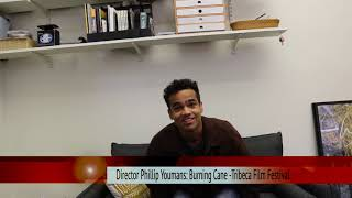 Director Phillip Youmans Director of Tribeca Film Festival  Award Winning Film Burning Cane