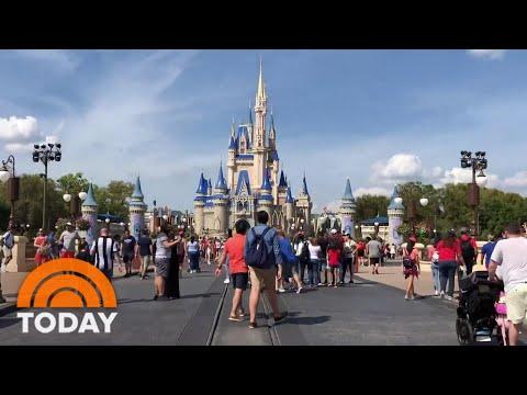 Disney World Faces Longest Shutdown In Its History Amid Coronavirus Pandemic   TODAY