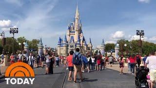 Disney World Faces Longest Shutdown In Its History Amid Coronavirus Pandemic | TODAY