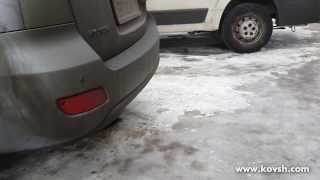 Причина затруднённого холодного запуска Hyundai Santa Fe — неисправные форсунки(, 2014-03-09T13:12:57.000Z)