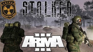 Get Out of Here, Stalker - A Fustercluck in ArmA 3 STALKER