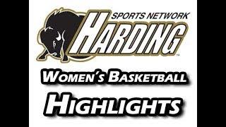 2017-18 Harding Women