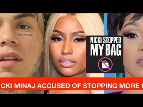 Nicki Minaj ACCUSED of STOPPING Tekashi 6ix9ine FASHION BAG on Mama Song with Kanye West DUMMY BOY Mp3