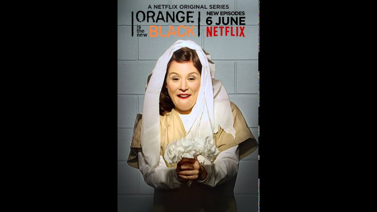 Orange Is The New Black Promo Poster OITNB Season 2 Motion ...