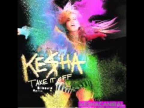 Ke$ha - Take It Off (Billboard Remix)