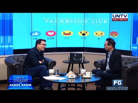 Chief Presidential Legal Counsel Salvador Panelo on Get it Straight