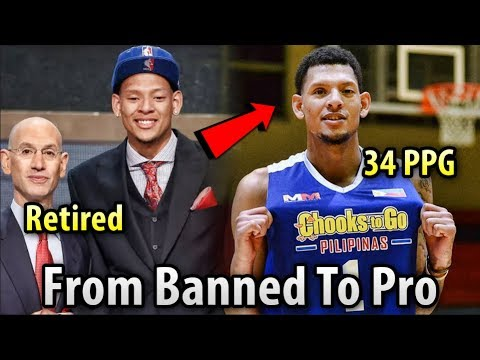 He Is STILL Medically BANNED From The NBA But Is DOMINATING Overseas! thumbnail