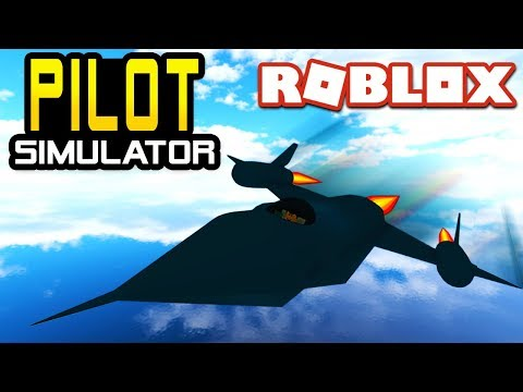 Pilot Training Simulator in Roblox!! | Flight/Plane Simulator