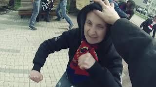 Bad Motherfucker - Ein Tag im Leben eines Fußballfans (russische Parodie)