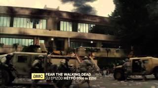Fear The Walking Dead az AMC-n!