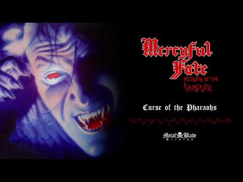 """Mercyful Fate - """"Curse of the Pharaohs"""" (Official Visualizer)"""