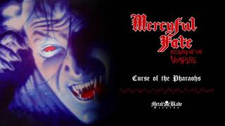 Mercyful Fate – Curse of the Pharaohs (OFFICIAL)