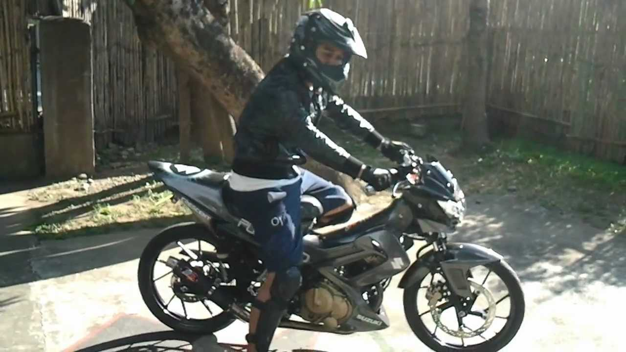 SUZUKI RAIDER R150 (TEAM MCUP) - YouTube