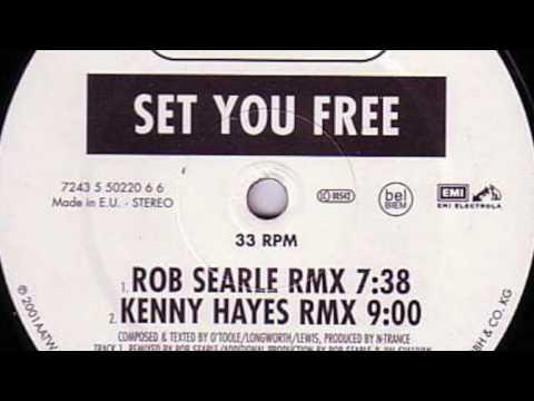 N-Trance - Set You Free (Rob Searle Remix) (HD)