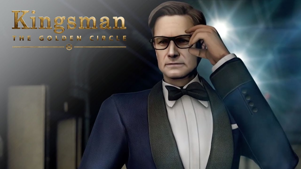 "Kingsman: The Golden Circle | ""Become A Kingsman"" Mobile Game | 20th Century FOX"