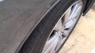 Honda squeaking noise front passenger wheel