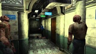 Biohazard 3 Walkthrough Part 1 [ Hard Mode ] ( SourceNext )