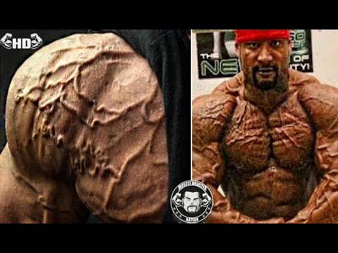 This Mutant Is The Most Vascular Bodybuilder ALIVE! - YouTube