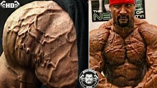 This Mutant Is The Most Vascular Bodybuilder ALIVE!