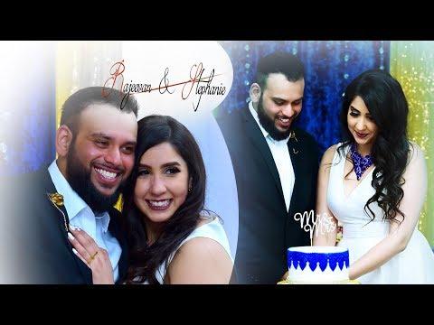 Rajeevan & Stephanie Engagement Party Highlight