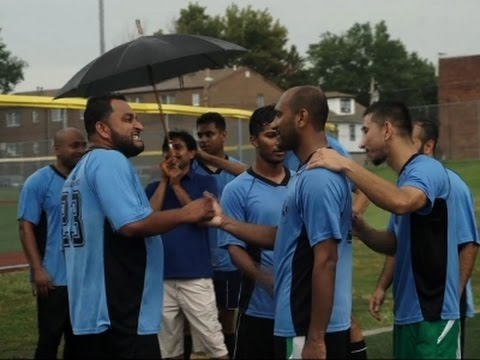 Immigrants In US Hold Their Own Soccer World Cup