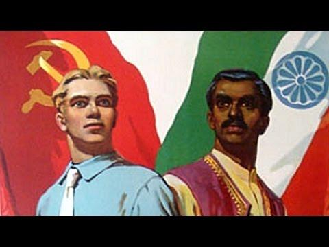 Индийским друзьям - To Indian Friends (Soviet Friendship Song)
