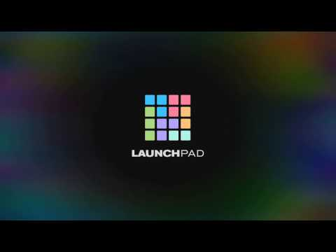 Launchpad Mix-Melodic HR Synth 9 |TR3D